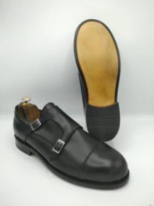 Scarpe eleganti fatte su misura